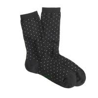 Tiny-dot socks