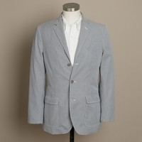 Corded cotton sportcoat