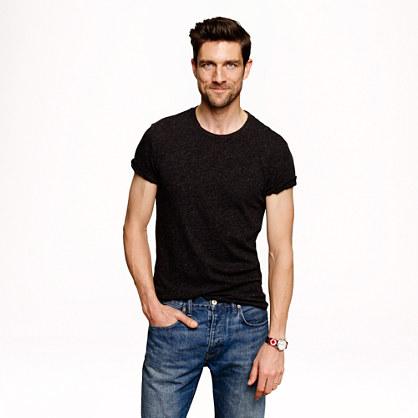 Tall field knit T-shirt