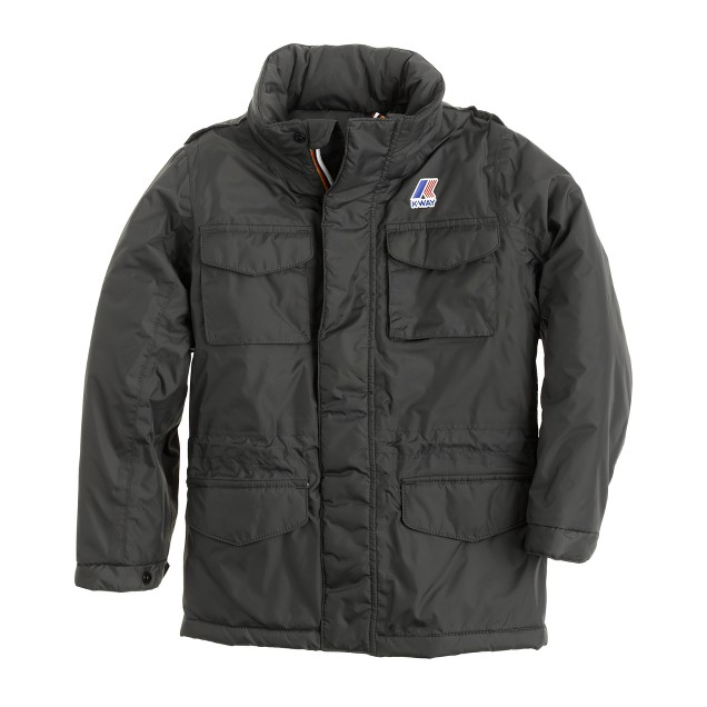 Boys' K-Way® Manfield jacket