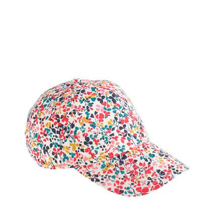 Baseball cap in Liberty Nina Taylor floral