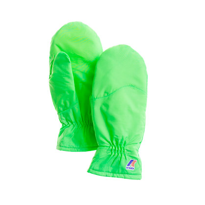 Kids' K-Way® reversible mittens