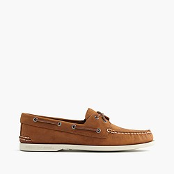 Sperry® for J.Crew Authentic Original 2-eye broken-in boat shoes