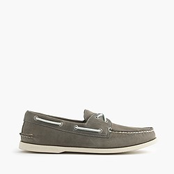 Men's Sperry® for J.Crew Authentic Original 2-eye broken-in boat shoes
