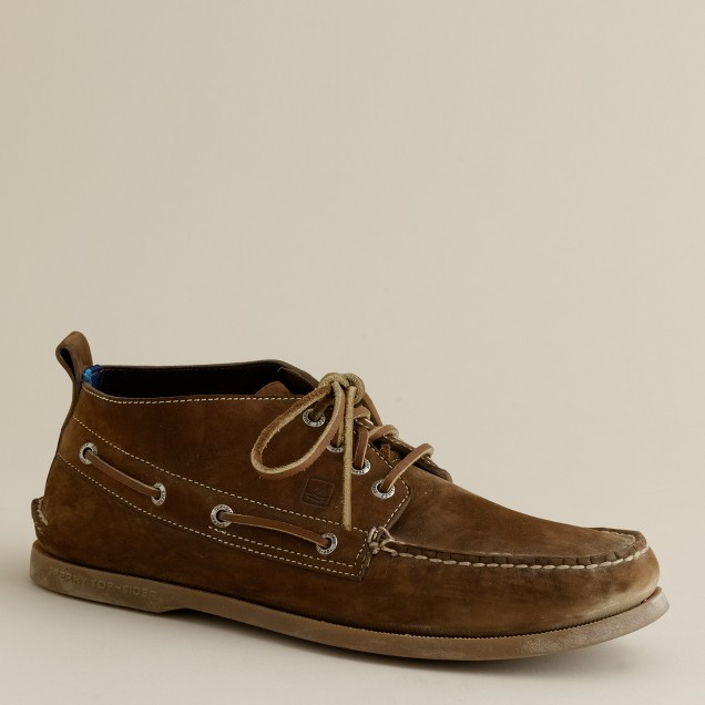 Sperry Top-Sider® for J.Crew Authentic Original nubuck chukka boots