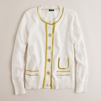 cotton cricket cardigan