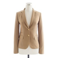 Collection classic schoolboy blazer in Italian cashmere