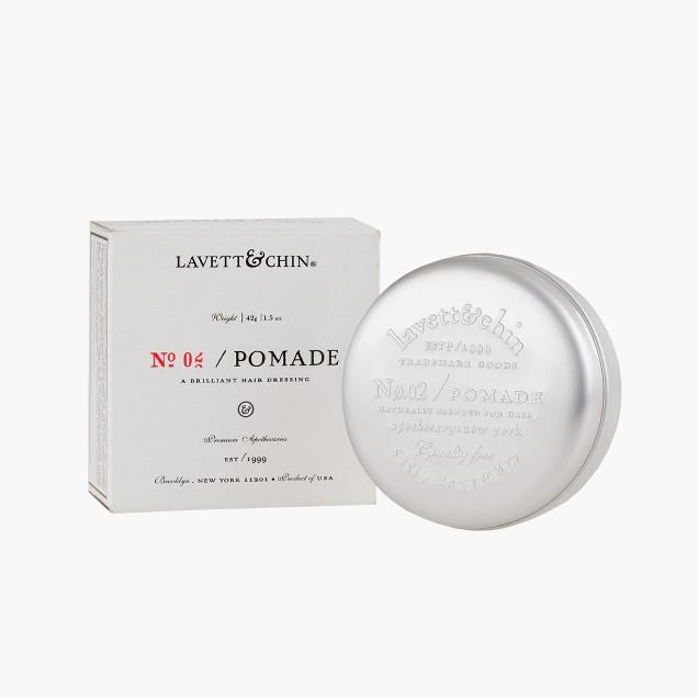 Lavett&Chin® No. 02 pomade