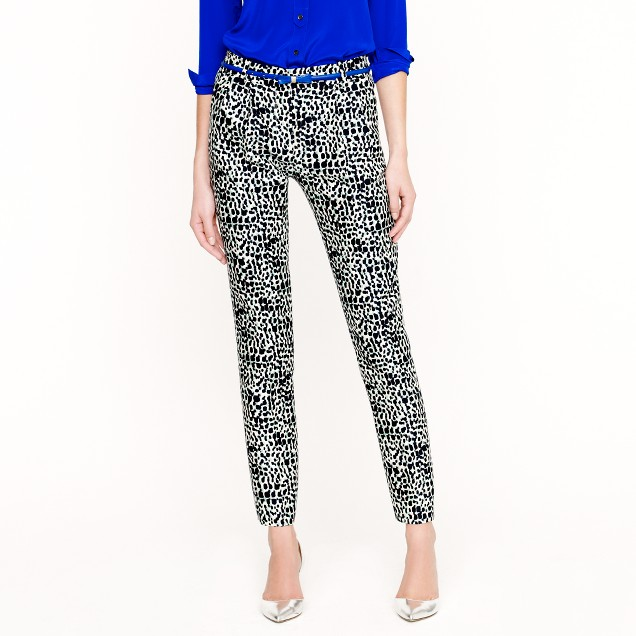 Collection graphic-print pant