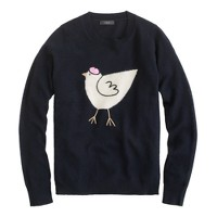 French hen sweater