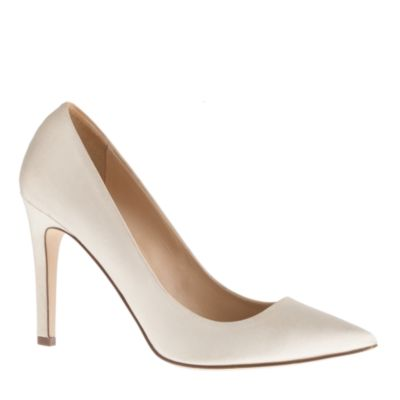 Image result for satin pumps