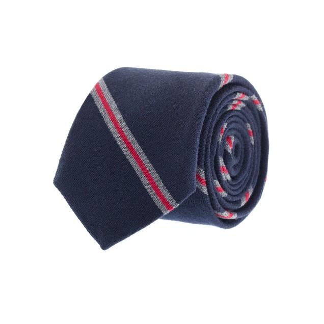 Vesper-stripe tie