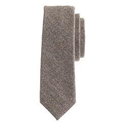 Fox Brothers wool herringbone tie