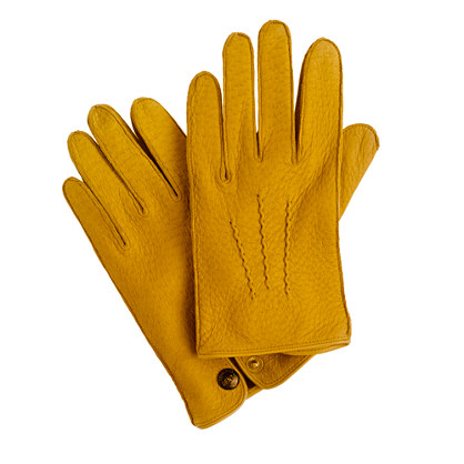 Dents® Heritage collection hand-sewn peccary gloves