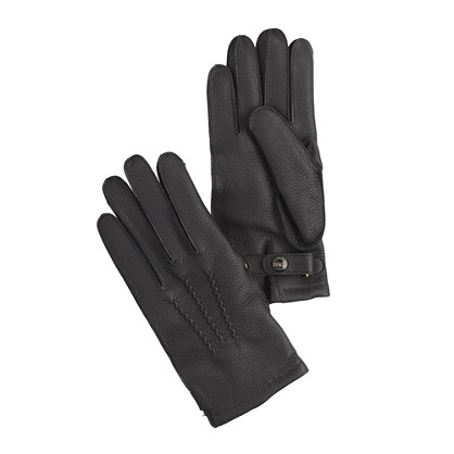 Dents® Heritage collection deerskin gloves