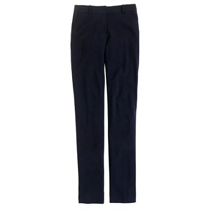 Bristol trouser in Italian stretch wool