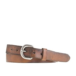Wallace & Barnes batten belt