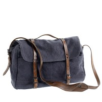 Wallace & Barnes upland messenger bag