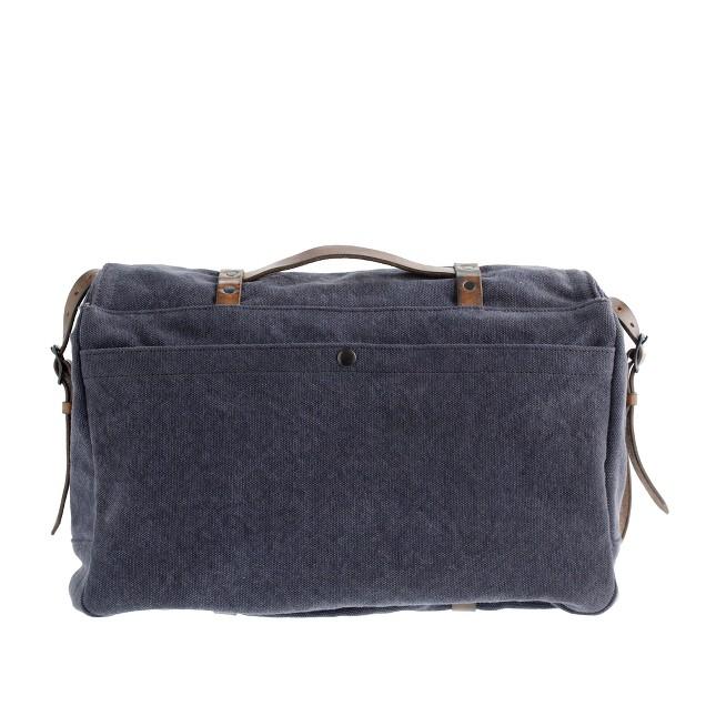 Wallace & Barnes upland messenger bag