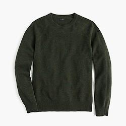 Tall lambswool sweater