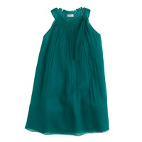 Girls' Collection Evie dress in silk chiffon