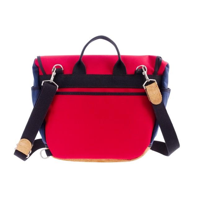 Billykirk® for J.Crew messenger bag