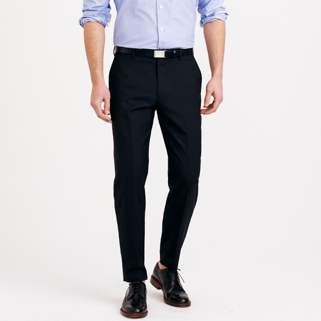 Ludlow classic suit pant in Italian wool