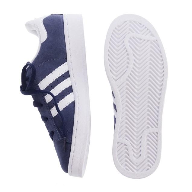 Kids' Adidas® navy campus sneakers