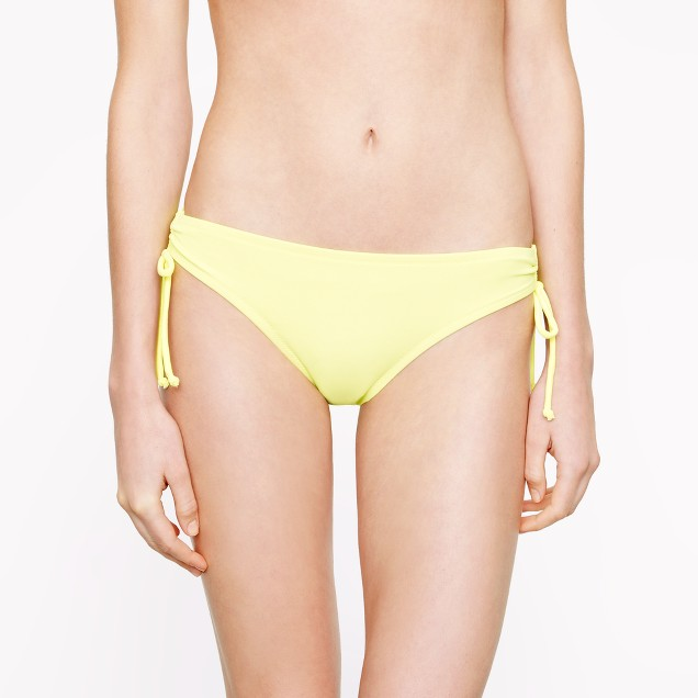 Side-tie bikini