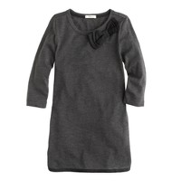 Girls' bow tunic