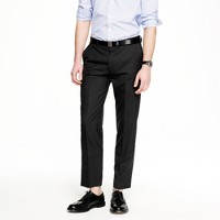 Ludlow classic suit pant in pinstripe Italian wool