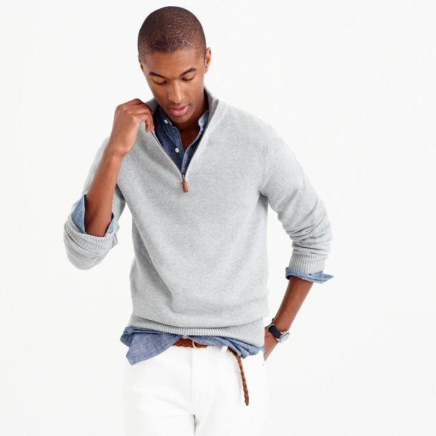 Men S Full Zipper Sweaters: J crew Lambswool Full-zip Sweater In