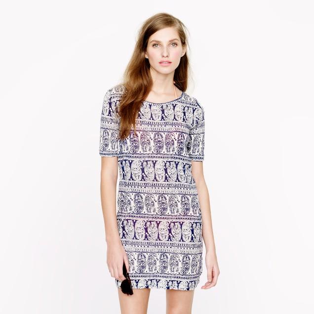 Cove paisley dress