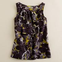 Silk Evening Primrose top