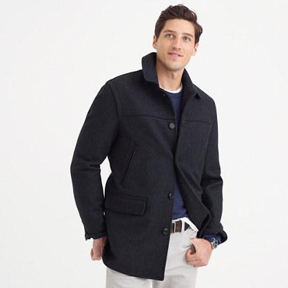 Slim university coat with Thinsulate®