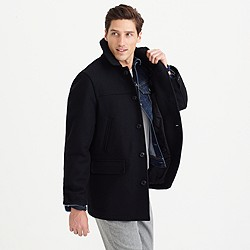 Slim university coat with Thinsulate®