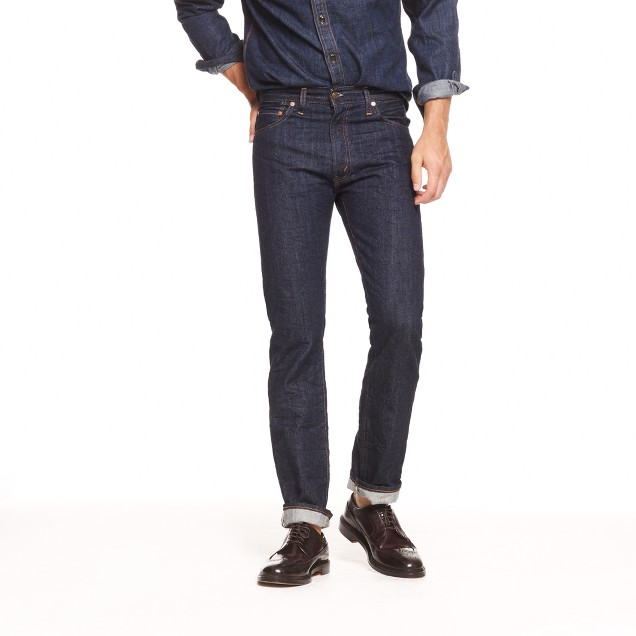 Levi's® Vintage Clothing 505® 1967 jean in tough rinse