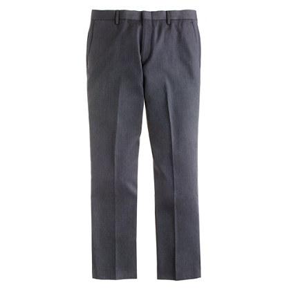 Ludlow slim suit pant in herringbone Italian wool