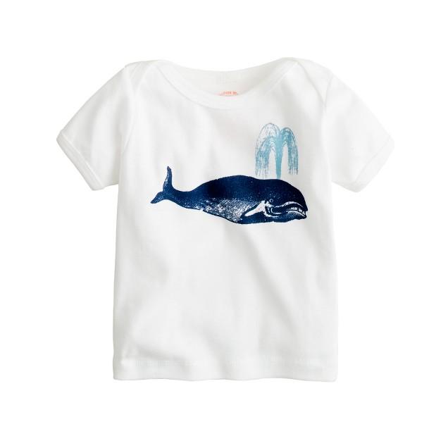 Lucky Fish™ baby tee