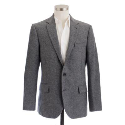 Ludlow elbow-patch sportcoat in Colburn English tweed : | J.Crew