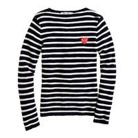 PLAY Comme des Garçons® striped sweater