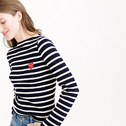 PLAY Comme des Gar�ons® striped sweater