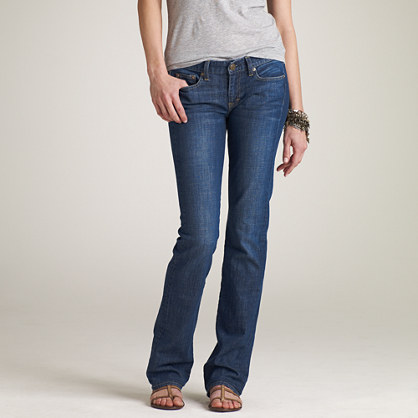 Bootcut jean in pacific wash