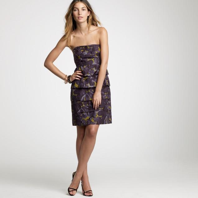 Silk Evening Primrose Brynn dress