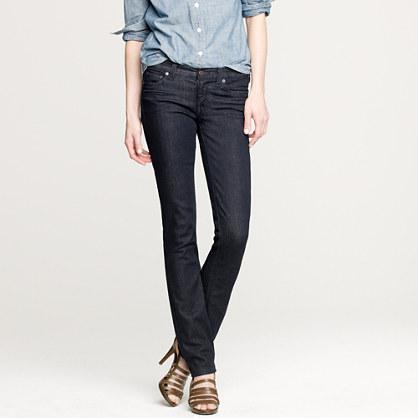 Matchstick jean in dark rinse wash