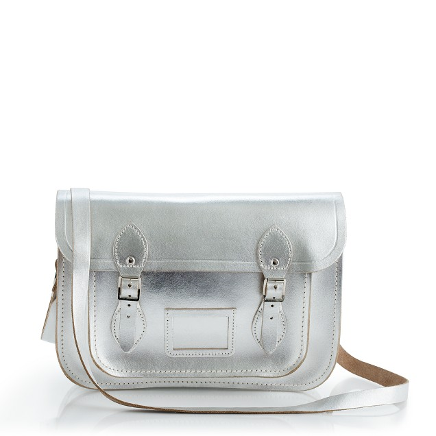 The Cambridge Satchel Company® metallic satchel
