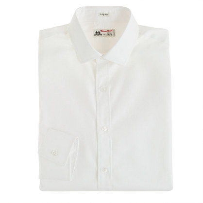Thomas Mason® for J.Crew royal oxford spread-collar dress shirt