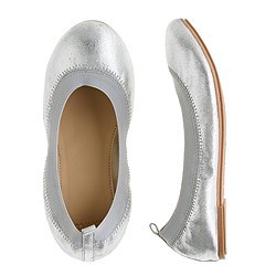Girls' Mila ballet flats
