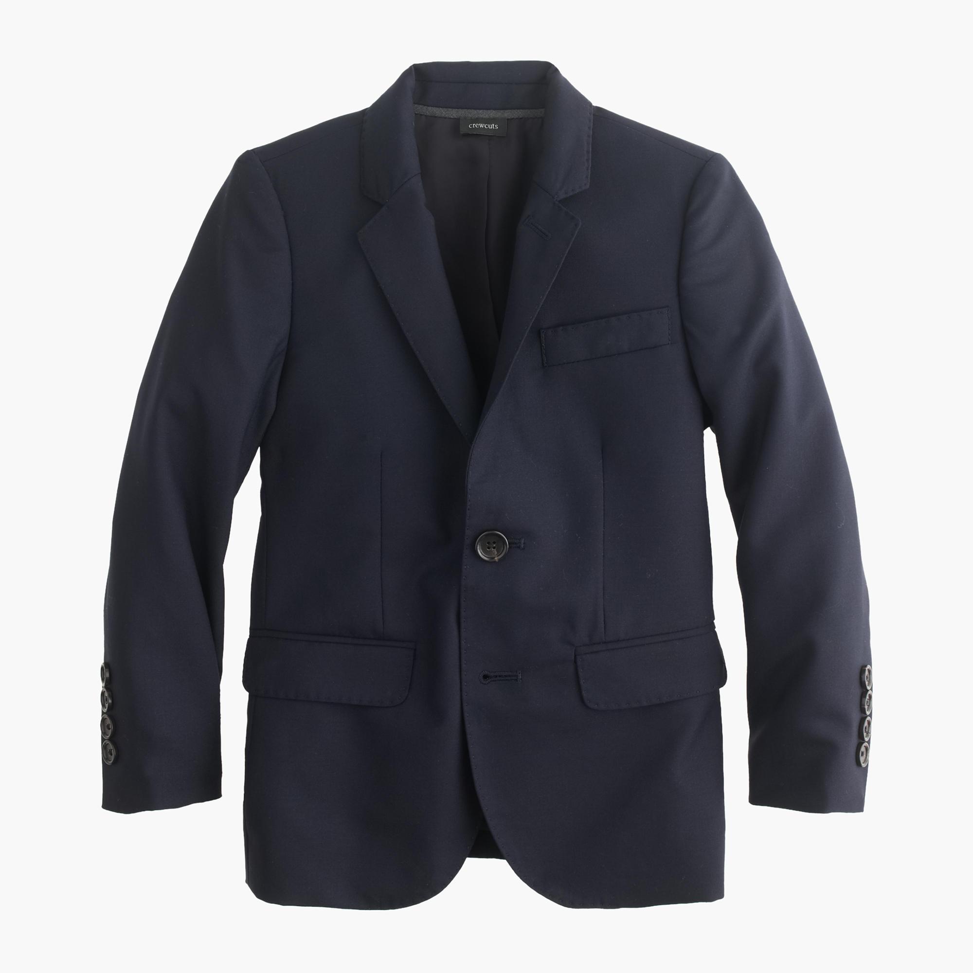 Suit jacket -  Boys Ludlow Suit Jacket In Italian Wool