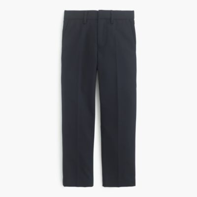 Boys' classic Ludlow suit pant in Italian wool